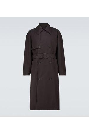 The Row Miehet Trenssit - Omar cotton trench coat