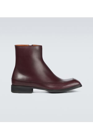The Row Miehet Nilkkurit - Garden leather boots