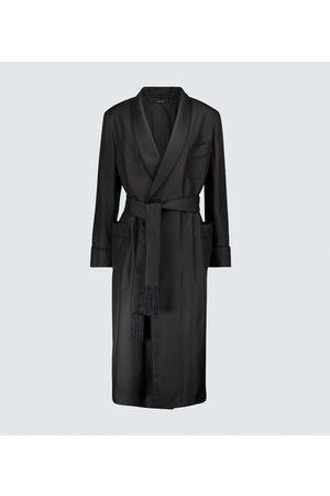 Tom Ford Miehet Kylpytakit - Silk velvet-lined robe