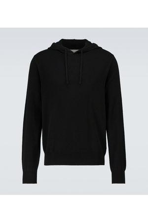 The Row Miehet Collegepaidat - Chris cashmere hooded sweatshirt