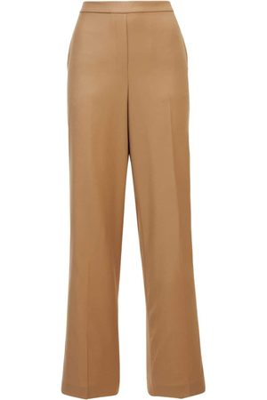 THEORY Wide Wool Pants
