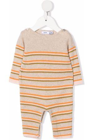 KNOT Haalarit - Newborn knitted jumpsuit