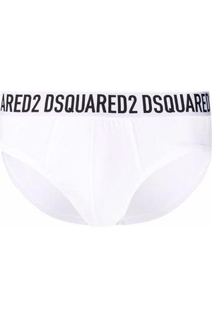 Dsquared2 Logo-waist briefs