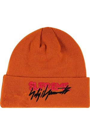 Supreme Hatut - X Yohji Yamamoto New Era beanie hat