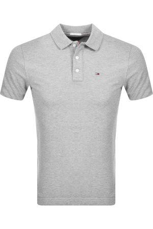 Tommy Hilfiger Miehet Farkku - Slim Fit Polo Shirt Grey