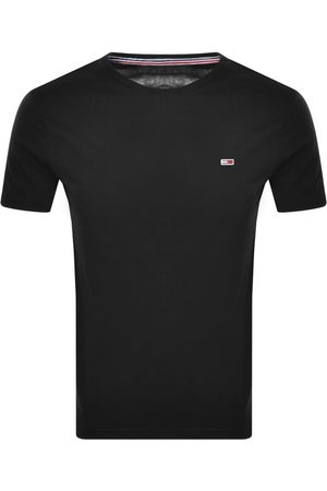 Tommy Hilfiger Classic T Shirt Black