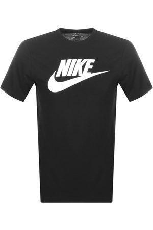 Nike Futura Icon T Shirt Black
