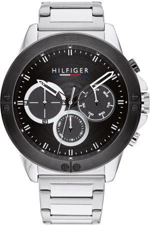 Tommy Hilfiger Miehet Kellot - 1791890 Watch Silver