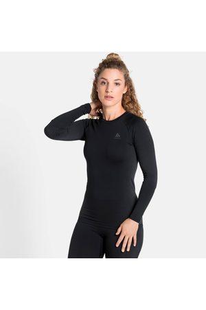 Odlo Naiset Väliasut - Women's PERFORMANCE WARM ECO Long-Sleeve Base Layer / XS