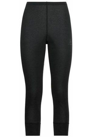 Odlo Naiset Väliasut - Women's ACTIVE WARM ECO 3/4 Base Layer Pants XS