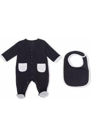 Emporio Armani Logo-print babygrow set