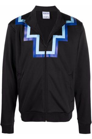 MARCELO BURLON Cross slim track jacket