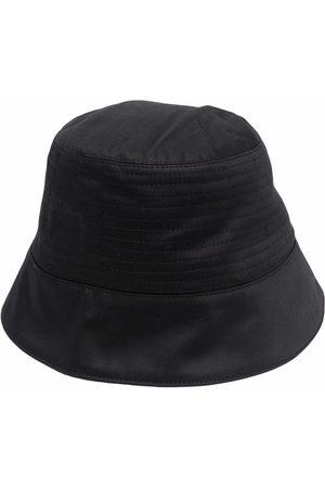 Rick Owens Miehet Hatut - Zip-detailed bucket hat