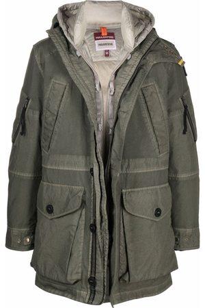 Parajumpers Miehet Parkatakit - Reversible padded parka coat