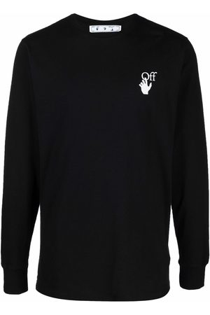 OFF-WHITE Caravaggio painting long-sleeve T-shirt