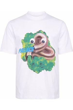 PALACE Miehet T-paidat - Gassed print T-shirt