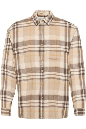 Abercrombie & Fitch Anf Mens Wovens Paita Rento Casual