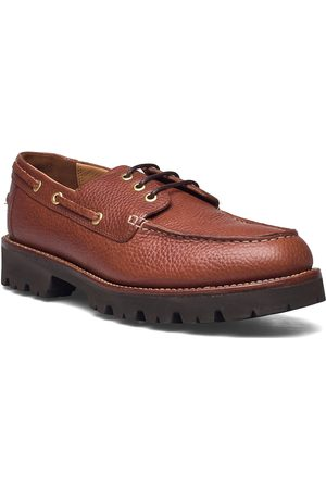 GRENSON Dempsey Shoes Business Laced Shoes
