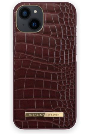IDEAL OF SWEDEN Naiset Puhelinkuoret - Atelier Case iPhone 13 Scarlet Croco