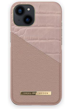 IDEAL OF SWEDEN Naiset Puhelinkuoret - Atelier Case iPhone 13 Rose Smoke Croco