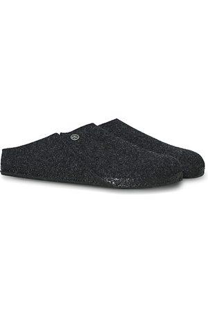 Birkenstock Miehet Tohvelit - Zermatt Anthracite Wool Felt