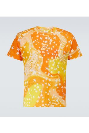 ERL Star-printed cotton T-shirt