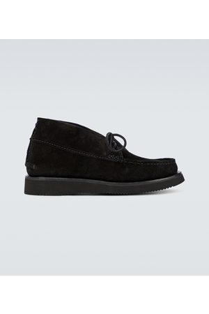 YUKETEN Maine Guide Chukka shoes