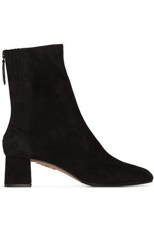 Aquazzura Naiset Nilkkurit - Saint Honore 50mm ankle boots
