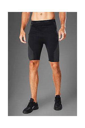 Boohoo Miehet Shortsit - Tall Man Active Ribbed Seamless Cycling Short