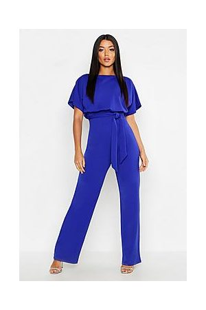 Boohoo Double Layer Jumpsuit
