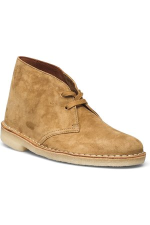 Clarks Desert Boot Shoes Boots Ankle Boots Ankle Boot - Flat