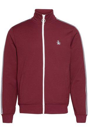 Original Penguin Earl Track Jacket Sweat-shirts & Hoodies Fleeces & Midlayers