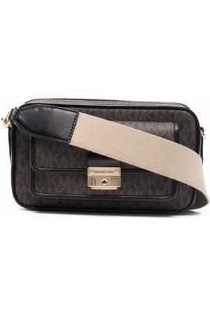 Michael Kors Naiset Olkalaukut - Bradshaw monogram camera bag