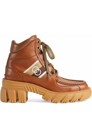 Gucci Interlocking G ankle boots