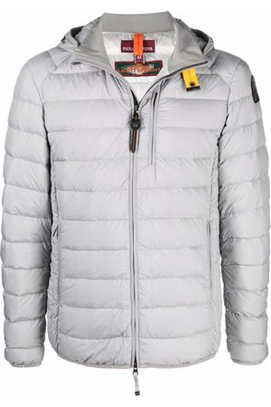 Parajumpers Quilted-finish puffer jacket
