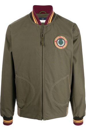Fred Perry X Nicholas Daley bomber jacket