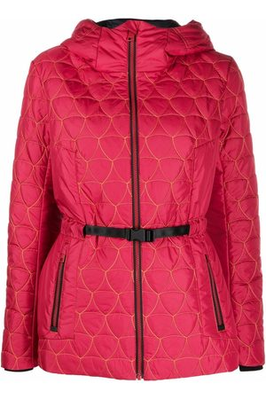 Rossignol Naiset Untuvatakit - Hooded quilted jacket