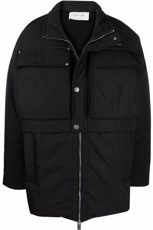 1017 ALYX 9SM Miehet Untuvatakit - Funnel neck padded coat
