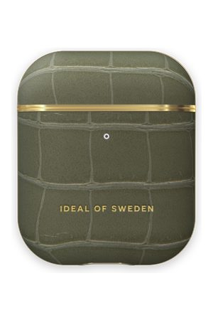 IDEAL OF SWEDEN Naiset Puhelinkuoret - Atelier AirPods Case Khaki Croco