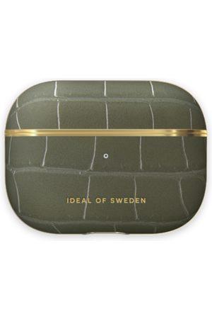 IDEAL OF SWEDEN Naiset Puhelinkuoret - Atelier AirPods Case Pro Khaki Croco