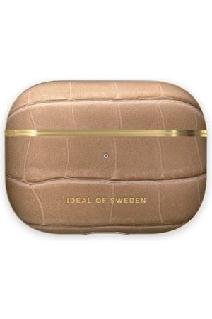 IDEAL OF SWEDEN Naiset Puhelinkuoret - Atelier AirPods Case Pro Camel Croco