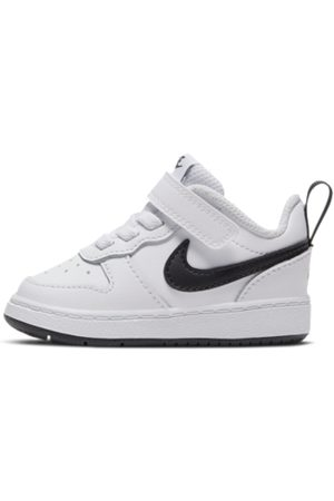 Nike Vauvat Tennarit - Court Borough Low 2 Baby and Toddler Shoe - White