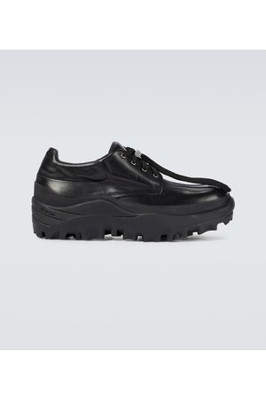 OAMC Claes leather Derby shoes