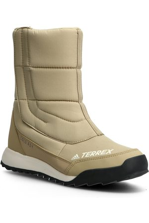 adidas Terrex Choleah Cold.Rdy Boots W Shoes Sport Shoes Outdoor/hiking Shoes Beige