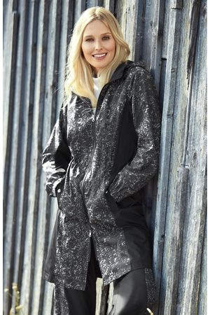 Cellbes Vuorattu heijastava takki