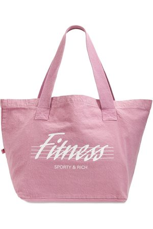 Sporty & Rich Naiset Ostoskassit - Lvr Exclusive Fitness Tote