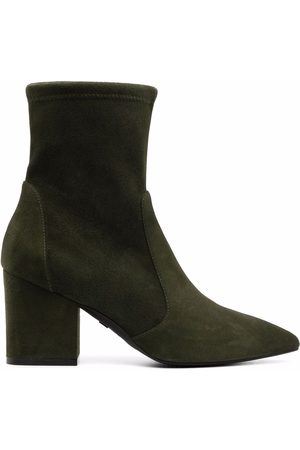 Stuart Weitzman Vernell 75mm ankle boots
