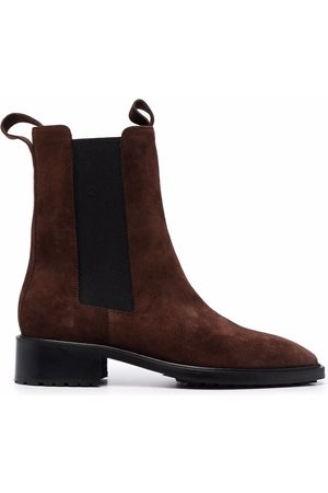 Aeyde Simone 40mm Chelsea boots
