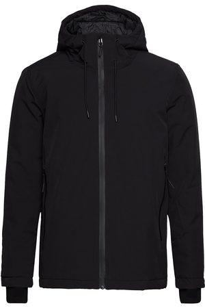 Revolution Short Parka Jacket With Contrast Zippers Parka Takki