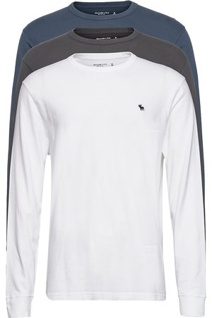 Abercrombie & Fitch Anf Mens Knits T-shirts Long-sleeved
